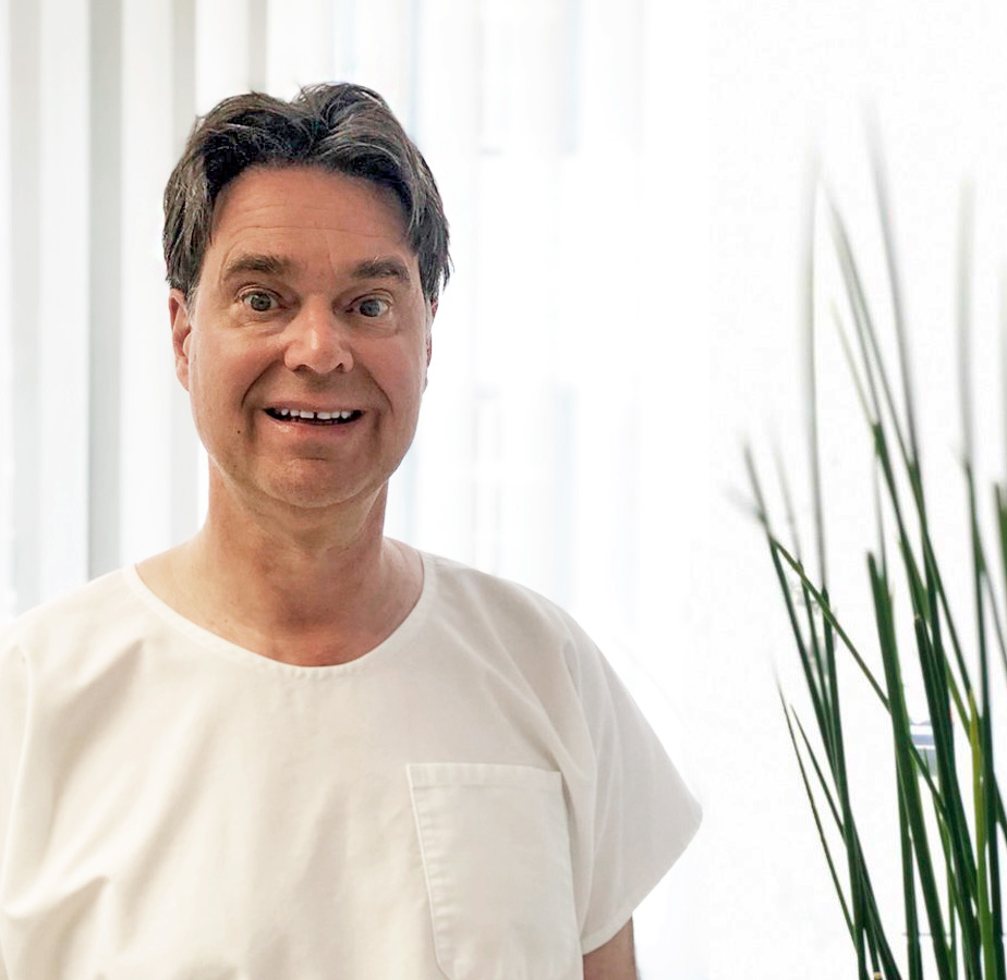 Herrn Dr. Andreas Toth - eidg. dipl. Zahnarzt